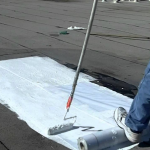 Safeguarding flat roofs 2