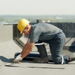 Safeguarding flat roofs 3